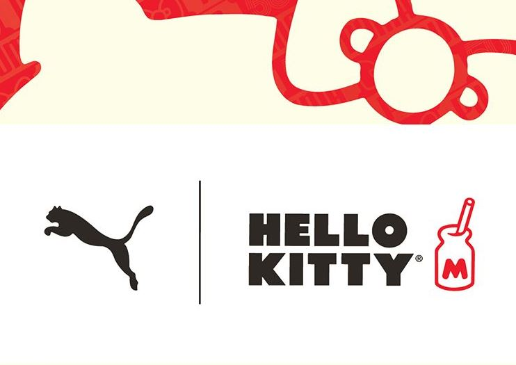 puma hello kitty deportivas