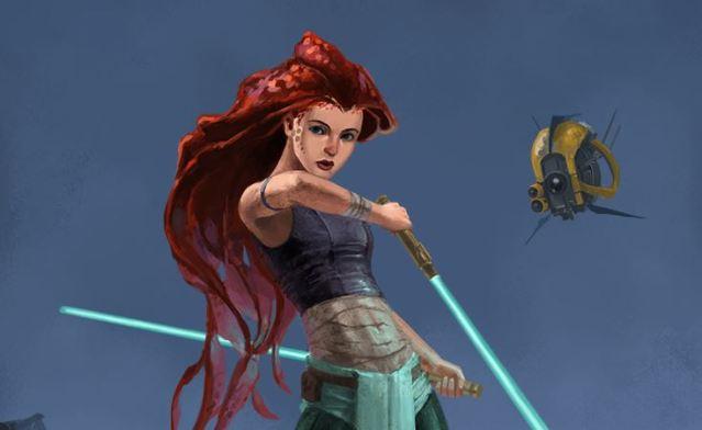 Descubre a las princesas de Disney como Jedis de Star Wars