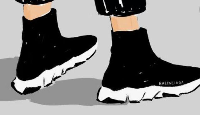 Balenciaga crece más rápido que Gucci