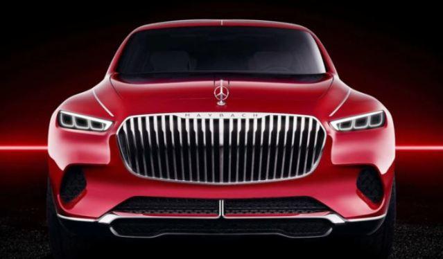 El nuevo Mercedes-Maybach Ultimate Luxury es colosal