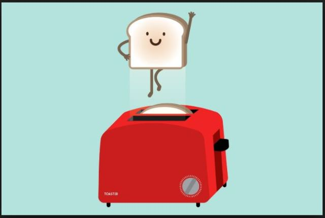 Si crees que comer pan te ganar peso, observa la siguiente foto