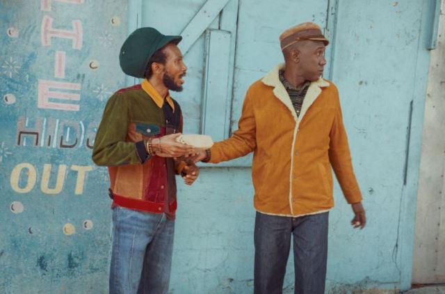 colección inspirada en Jamaica