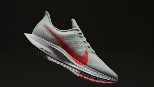 Las nuevas deportivas de alta tecnología, las Nike Zoom Pegasus Turbo