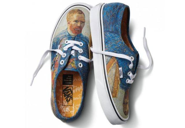 Vincent Van Gogh x Vans