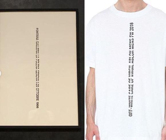 copia en la moda
