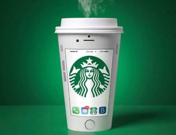 calorias de Starbucks