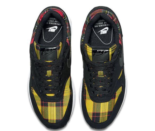Nike Air Max Tartan