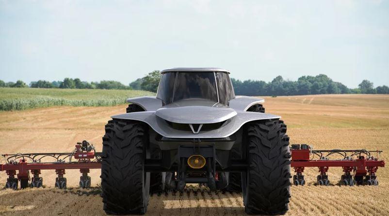 tractor del futuro