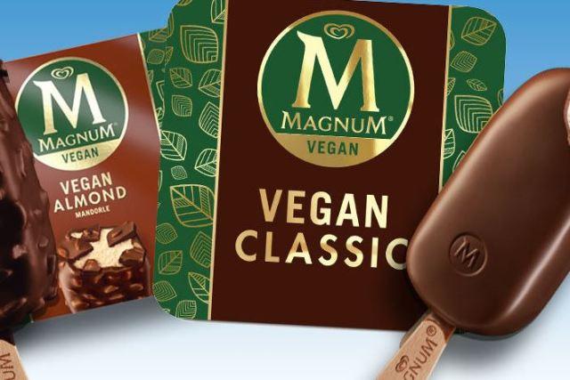 Helados Magnum veganos ya a la venta en Reino Unido
