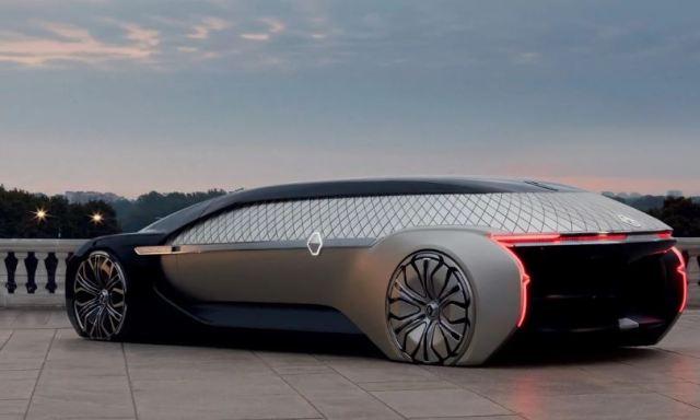 Renault revela un nuevo concepto de auto de conducción, el EZ-ultimo