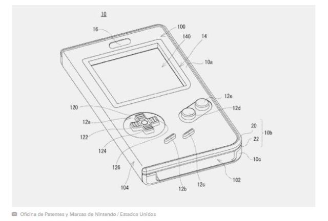 funda de Game Boy