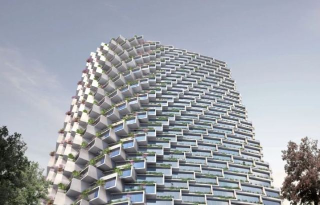 El primer proyecto de BIG en América del Sur, concebido como un ejemplo de granja urbana en arquitectura