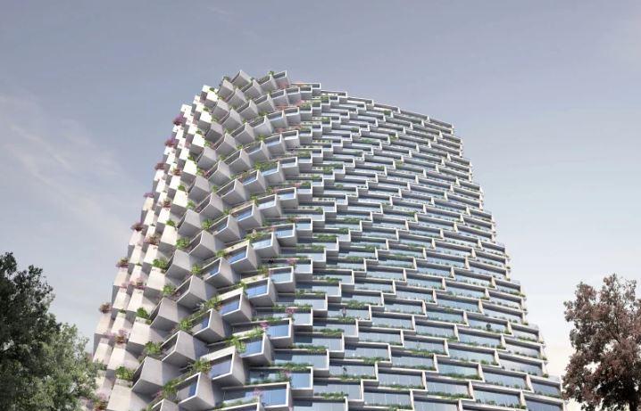 granja urbana en arquitectura