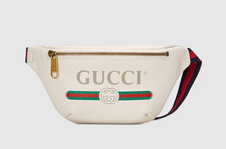 riñonera original de Gucci