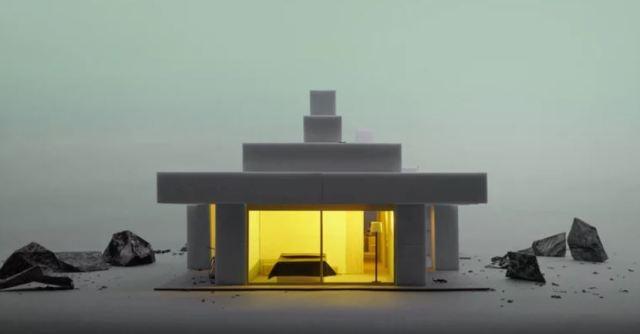 ¿Un templo babilónico construido con bloques de espuma?