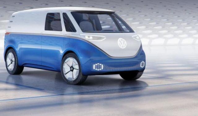 Una versión comercial del microbus eléctrico Volkswagen planea lanzarse