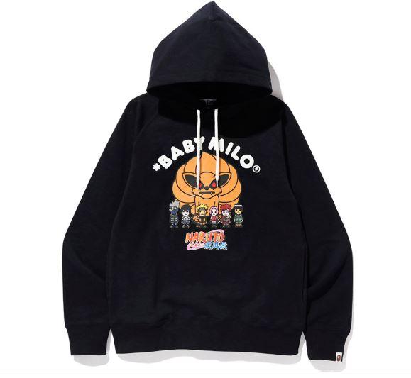 BAPE x Naruto