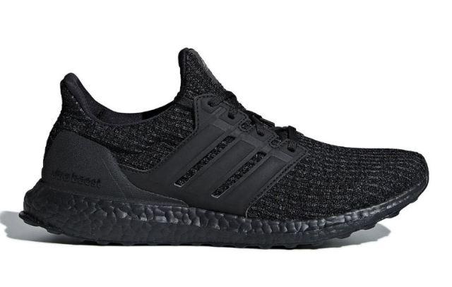 adidas lanzará las UltraBOOST 4.0 Triple Black en diciembre