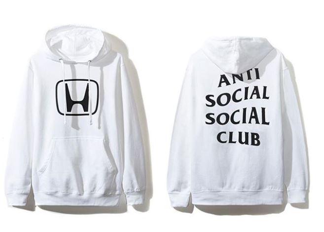 Anti Social Social Club x Honda