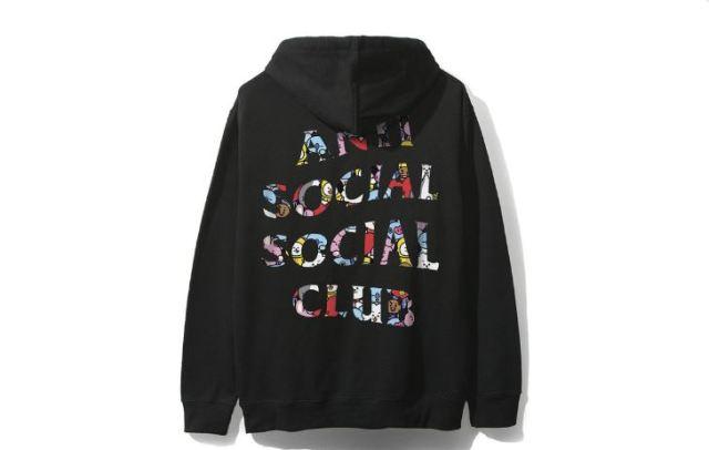 BT21 x Anti Social Social Club