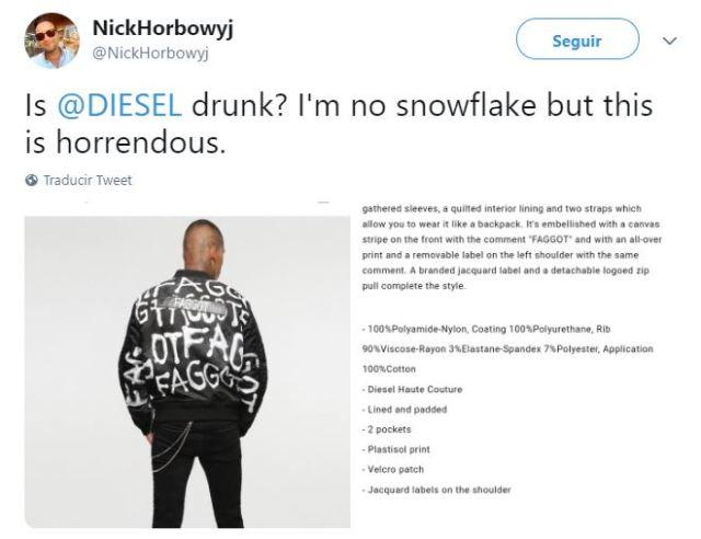 insulto homófobo