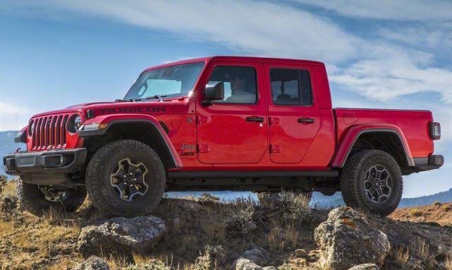Llega la Jeep Gladiator 2020, la primera camioneta de la marca tras casi tres décadas