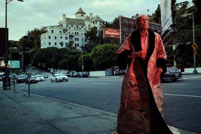 Cómo convertirse en rey según Gucci x Chateau Marmont