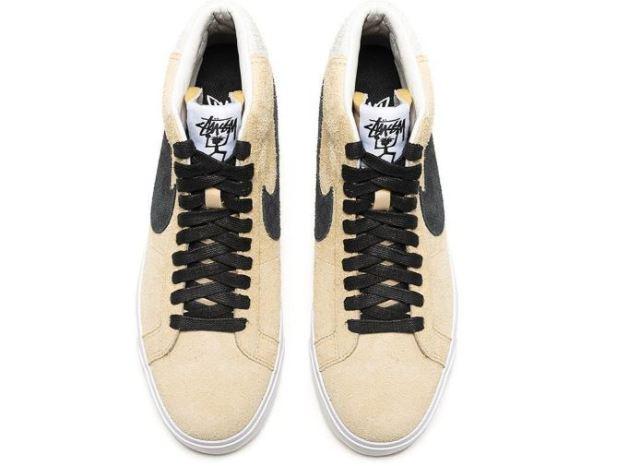 Las nuevas Nike SB Blazer de Stüssy vienen con plantillas de leopardo DIY
