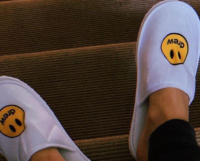 zapatillas de Justin Bieber