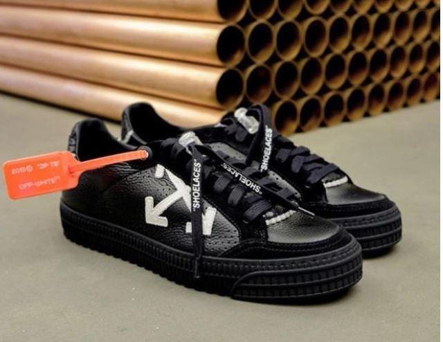 Imágenes de las nuevas zapatillas Arrow de Off White