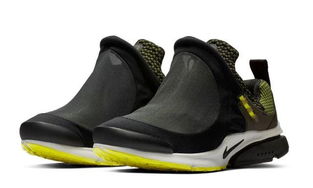 Las COMME des GARÇONS HOMME Plus x Nike Air Presto ya tienen fecha de lanzamiento oficial
