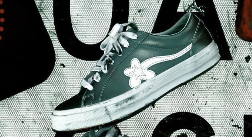 GOLF le FLEUR x Converse Green