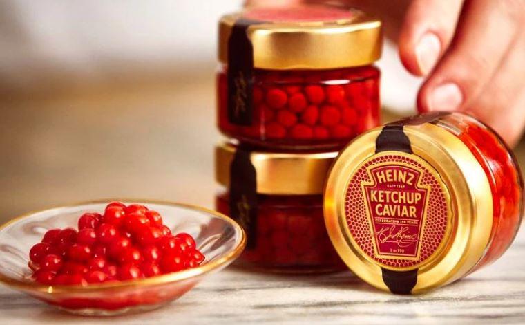Ketchup Caviar