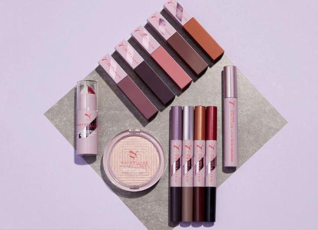 Nueva colaboración de maquillaje: PUMA x Maybelline