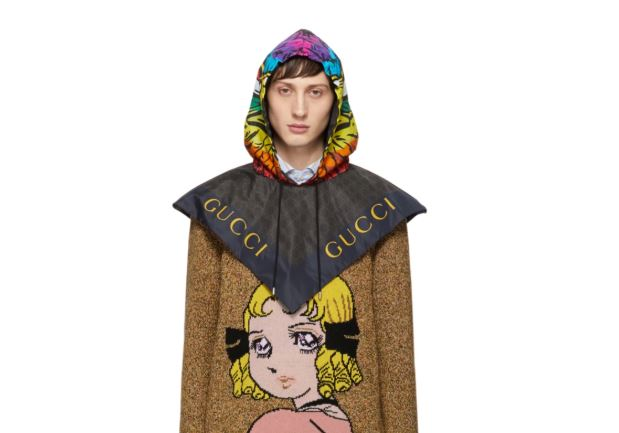 Únete al club de la Babushka con estas bufandas de Gucci aprobadas por Rocky de A $ AP