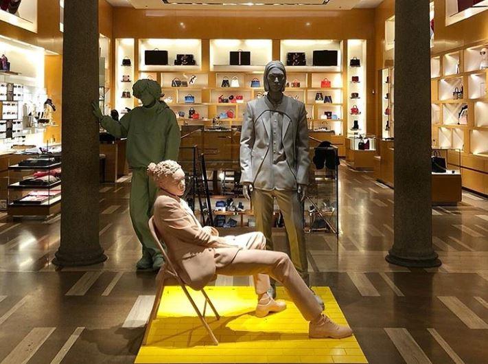 colección Louis Vuitton SS19
