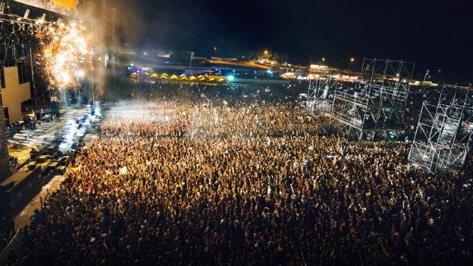 festivales de rap y rock 2019