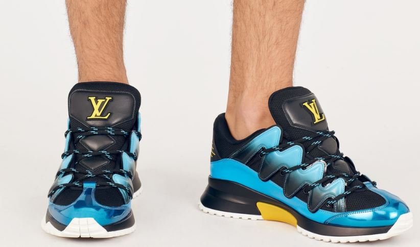 zapatillas deportivas de Louis Vuitton