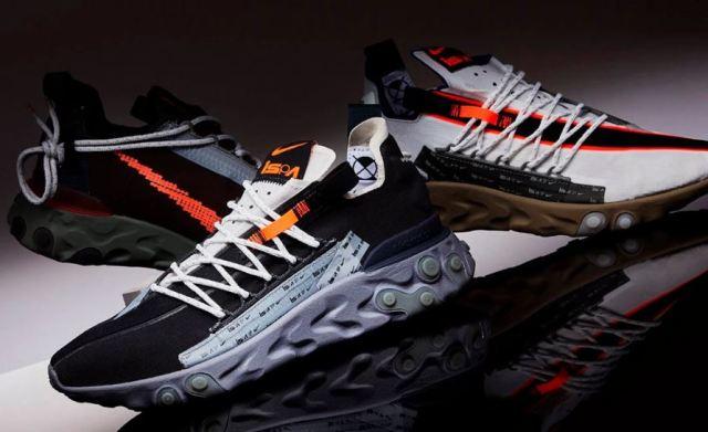 El nuevo modelo ISPA de Nike cuenta con partes superiores resistentes al agua