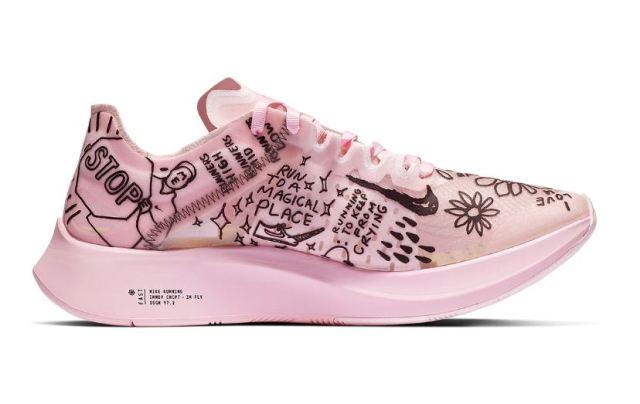 Nike lanza unas Zoom Fly SP en colaboración con el atleta Nathan Bell