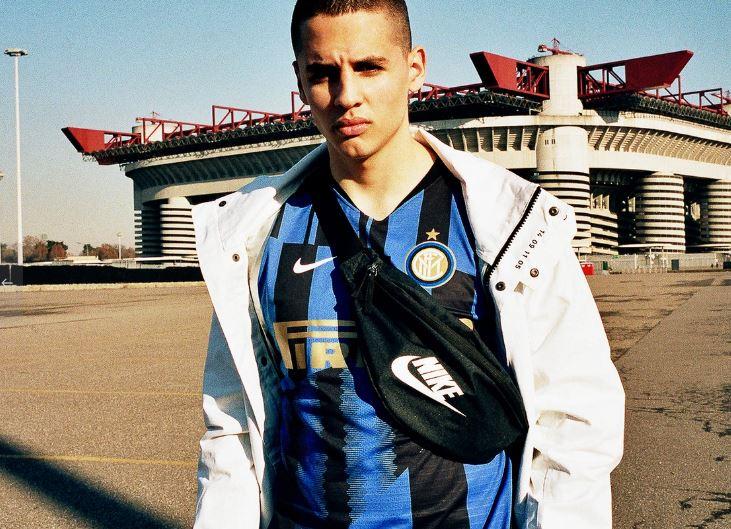 Nike y la Inter de Milan
