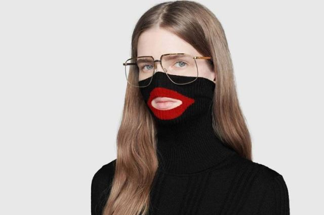 El jersey de Gucci que ha sido retirado por su interpretación racista