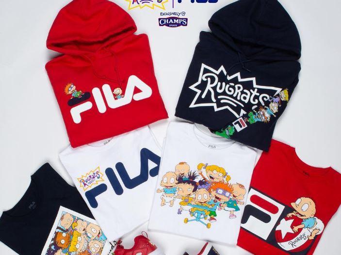 colección de los Rugrats
