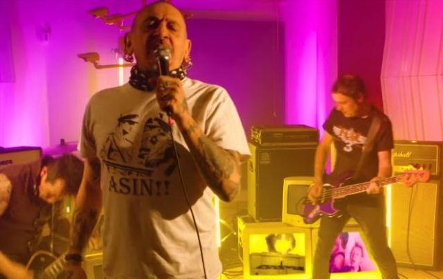 """Regresa el punk con más fuerza con """"Ni descanso, ni paz!"""" de La Polla Records"""
