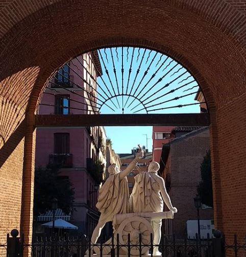 lugares para hacerse fotos en Madrid
