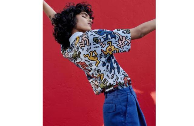 Lacoste x Keith Haring, la nueva colección de la firma de moda llena de arte