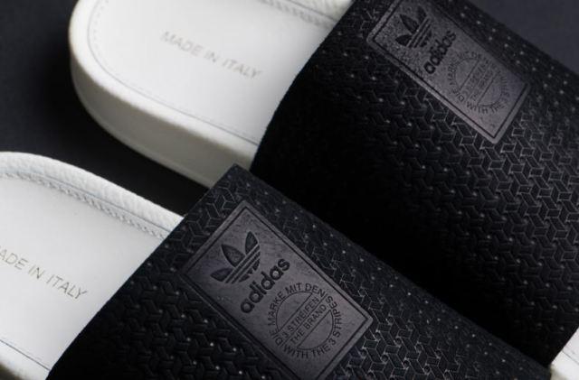 Llegan las chanclas de adidas más elegantes: las Adilette Luxe
