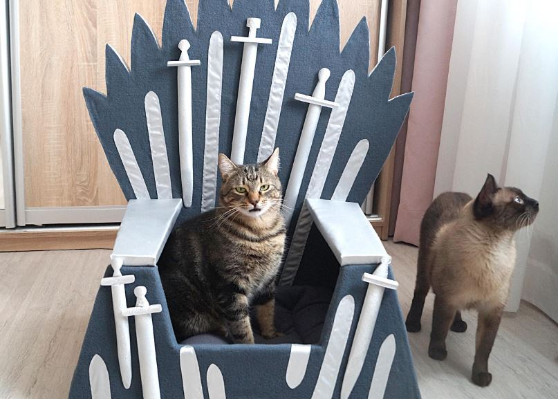 mascotas de Juego de Tronos