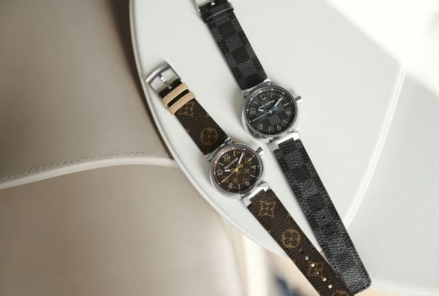 Los relojes Monogram de Louis Vuitton, el último gran accesorio de lujo