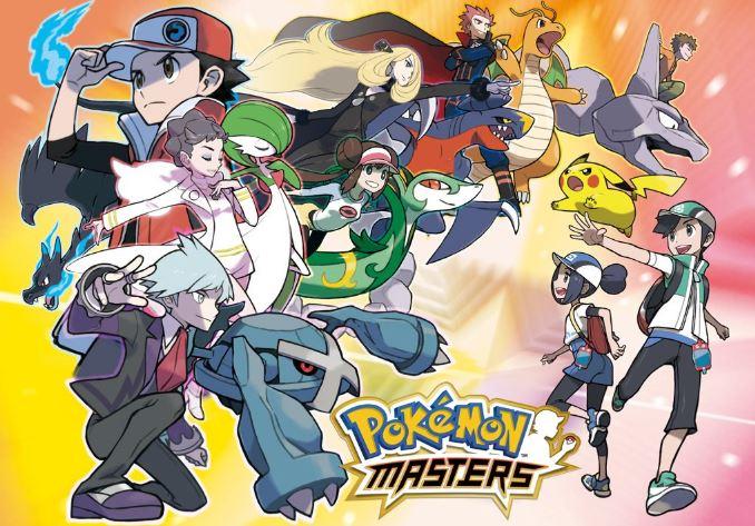 Pokémon Masters para iOS